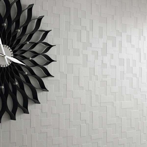 Superfresco Easy Checker White Grey Wallpaper 30 179