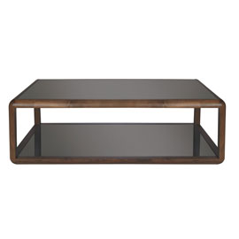 Heal's Opal Rectangular Coffee Table by Frank