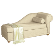 Highgrove Fabric Sofa Bed | on double chaise sofa bed, antique walnut bed, chaise sleeper bed, chaise lounge bed, chair bed,