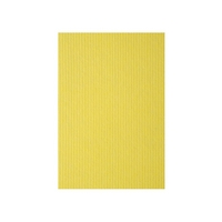 Classic Yellow Vertical Blinds