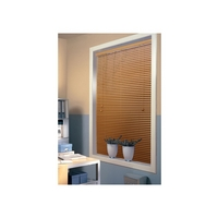 Sugar Maple Wooden Venetian Blinds