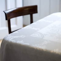 Damask Table Cloth 190x310
