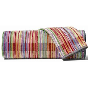 Luca Towels, Colour 156 Towels 2 Towel Set (1 Hand and 1 Bath Towel)