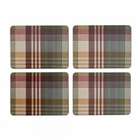 Mulberry Home - Ancient Tartan Placemats - Set of 4
