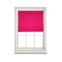 Plain Readymade Pink Blackout Roller Blind Range