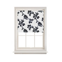 Botanica Readymade White Blackout Roller Blind Range
