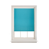 Plain Readymade Teal Blackout Roller Blind