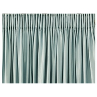 Dupion Silk Mix Pencil Pleat Ready Made Curtains