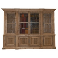 Tegan - Wide Bookcase