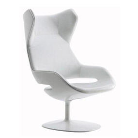 Evolution Chair by Ora Ito Studio Leather