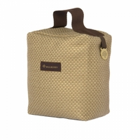 Mulberry Home - Patina Weave Doorstop - Metallic Gold